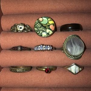 Jewelry - 🎊PICK AND CHOOSE 3 RINGS🎊